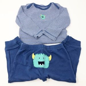 Carter's Boys Onesie and Pants Set
